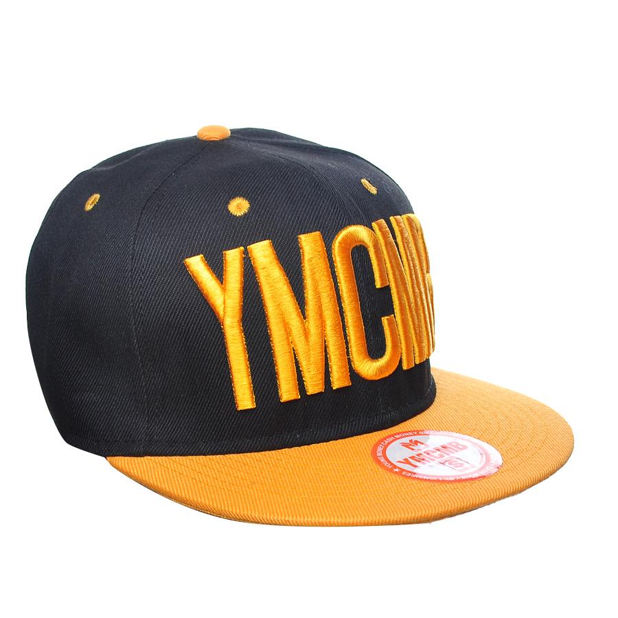 YMCMB Yellow Black