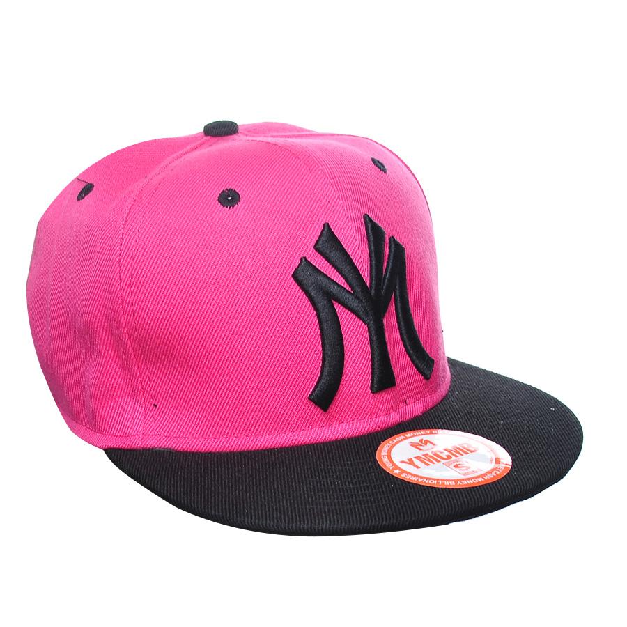 YMCMB NY Pink