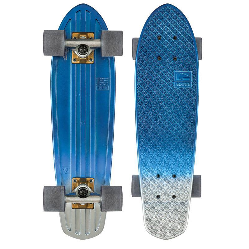 Globe Bantam St Faded Lowrider Blue Skateboard 10525212