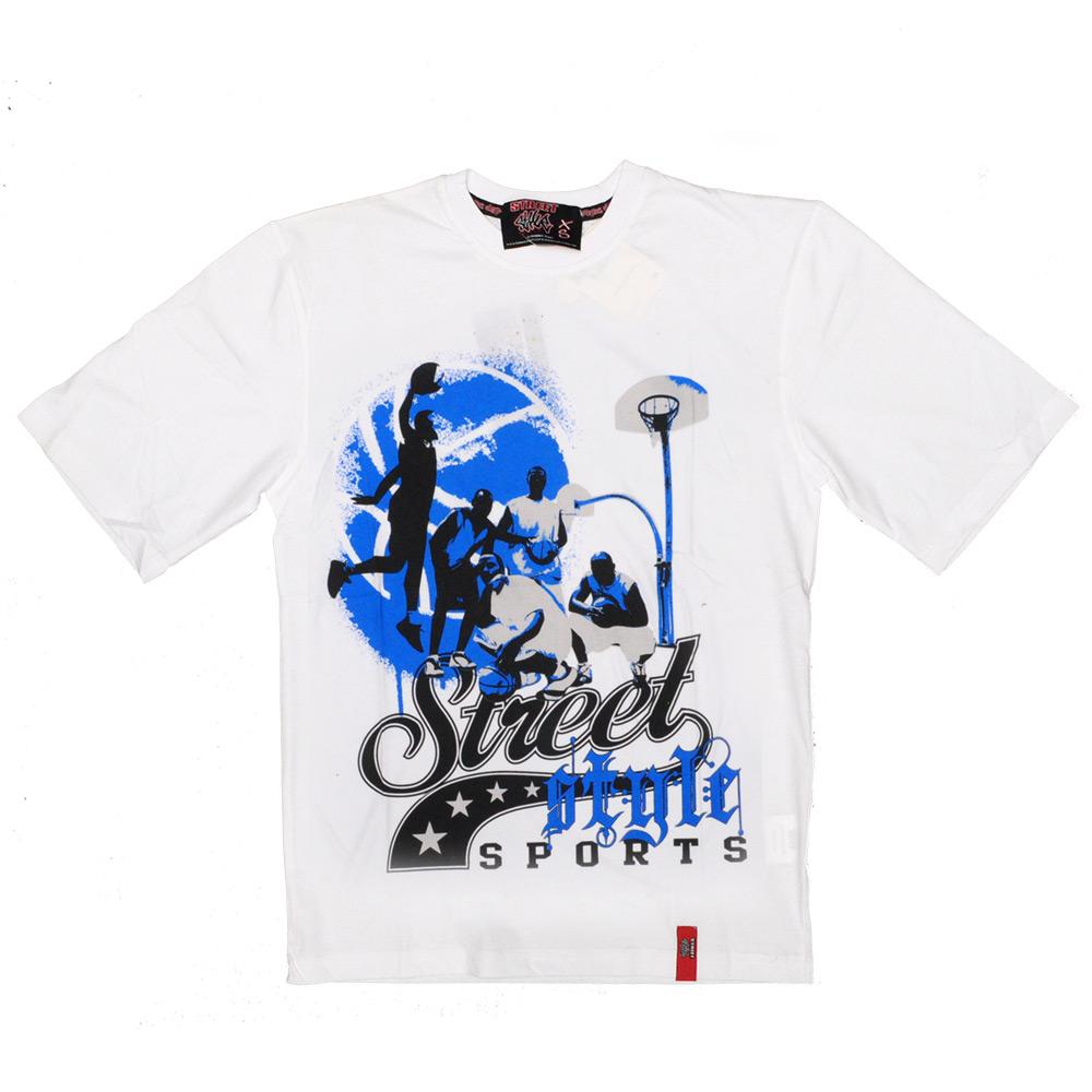 Street Sports - Beyaz