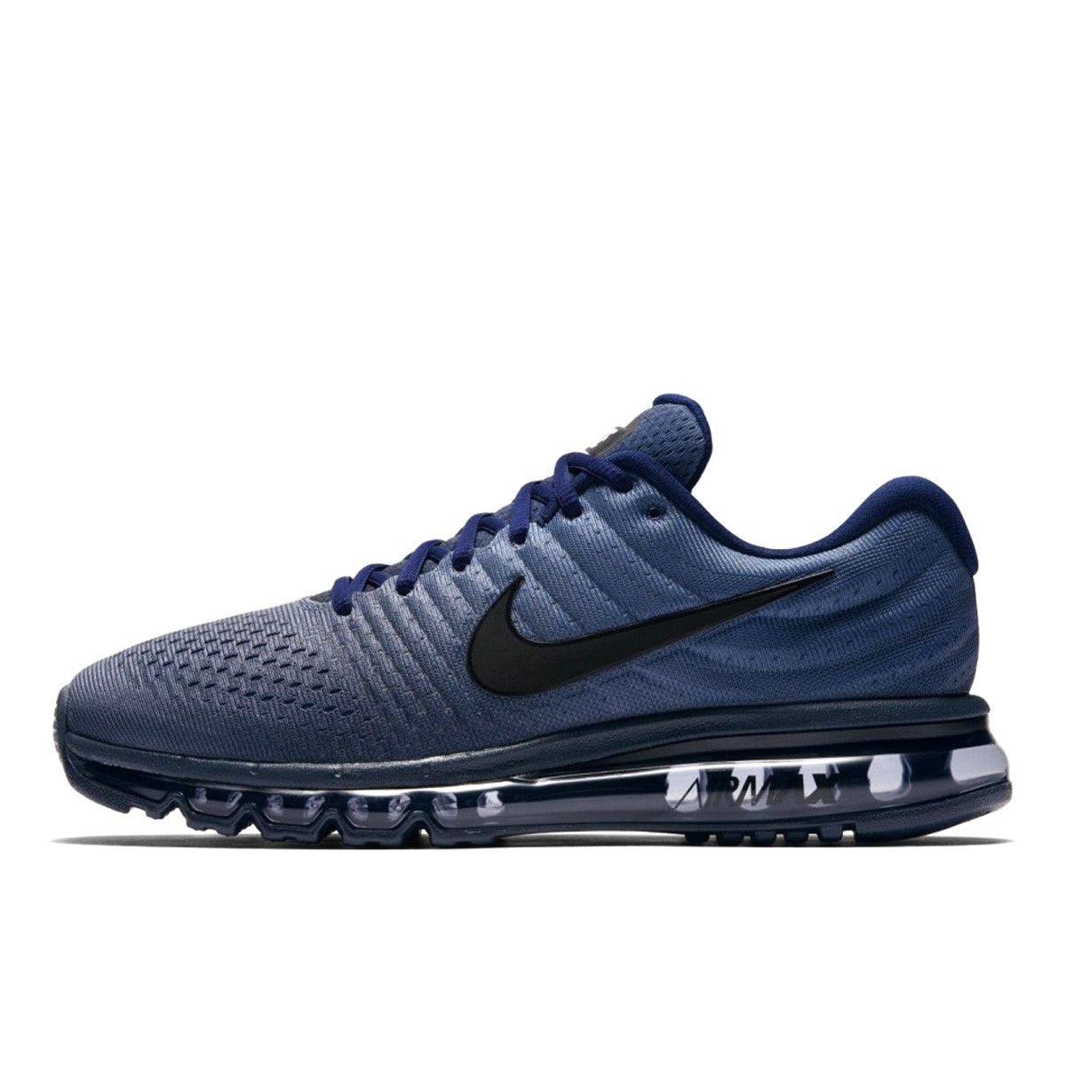 Nike Air Max 2017 Erkek Günlük Spor Ayakkabısı 849559405