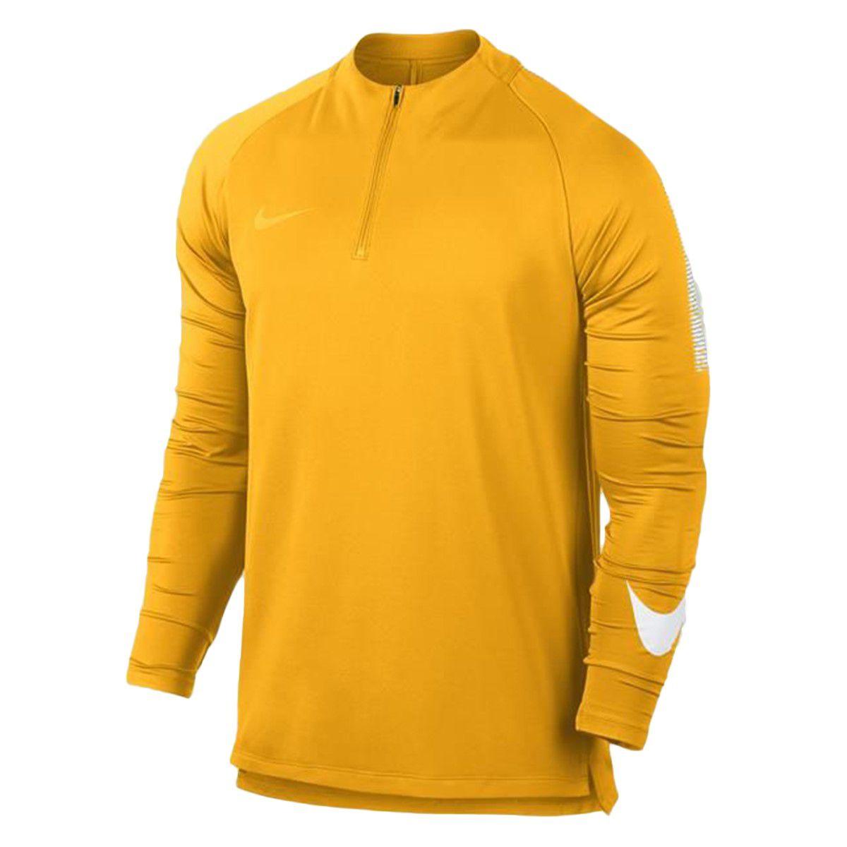 e1d381ec2 Nike Dry Squad Drill Uzun Kollu Erkek Tişört 859197845 - Sweatshirt ...