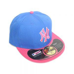 NY Blue / Pink