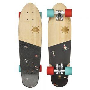 Globe Blazer 26 Bamboo/Mains Skateboard 10525125