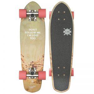 Globe Blazer 26 Lost/Lemon Skateboard 10525125