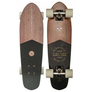 Globe Blazer 26 Walnut Skateboard 10525125