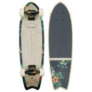 Globe Fat Brusier 30 Black/Monstera Skateboard 10525238