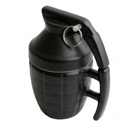 El Bombası Kupa - Siyah