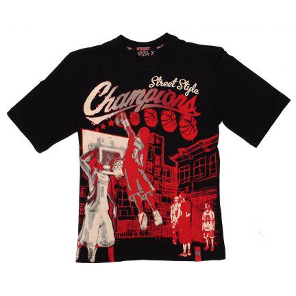 Champions - Siyah