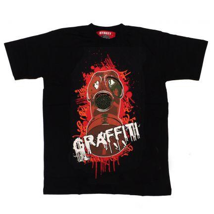 Graffiti - Siyah