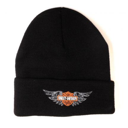 Harley Davidson Siyah Bere
