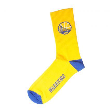 Golden State Warriors Sarı Çorap