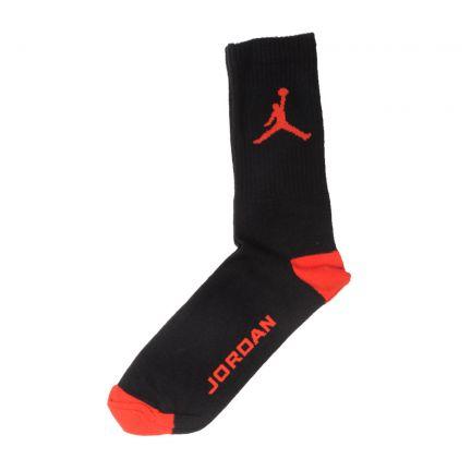 Jordan Siyah Çorap