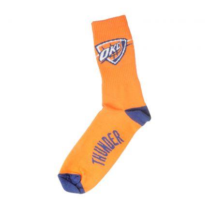 Okc Thunder Sarı Çorap