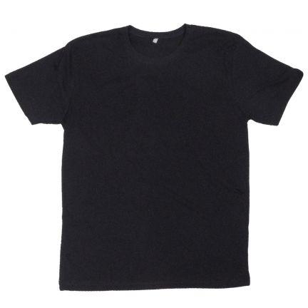 Düz T-Shirt - Koyu Lacivert - Dar Kesim