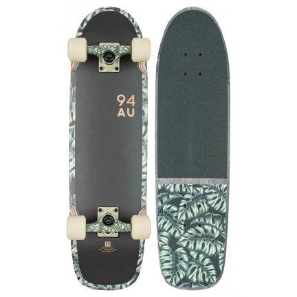Globe Fat Brusier 30 Black/Monstera Skateboard