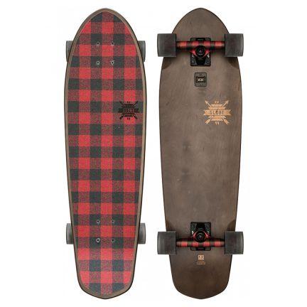 Globe Big Blazer Lumberjack Plaid Skateboard 10525195