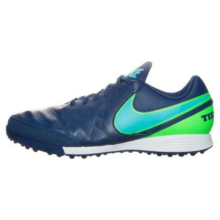 Nike Tiempo Genio Ii Leather Tf Halı Saha Ayakkabısı 819216443